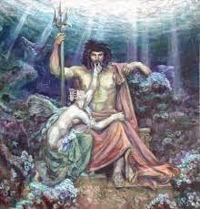 Historia de Medusa-Medusa y Poseidon