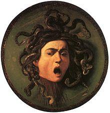 Historia de Medusa-Cara de Medusa