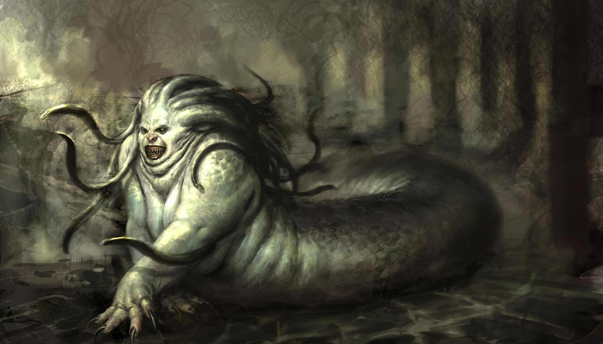 Historia de Medusa-Esteno