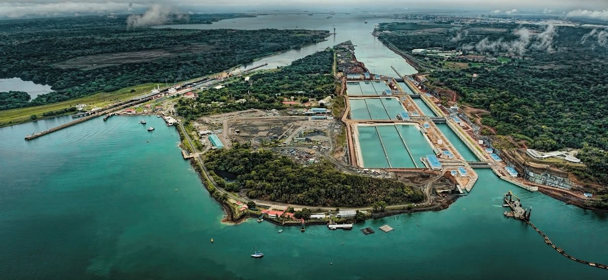 Historia de Panamá-Canal