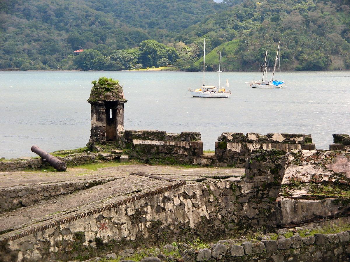 Historia de Panamá-Portobelo