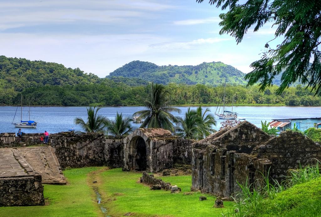 Historia de Panamá-Portobelo Panamá