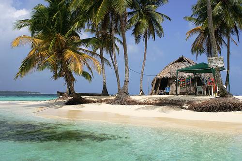 Historia de Panamá-Isla de san Blas