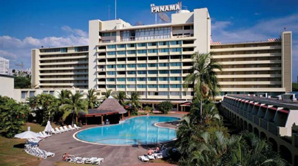 Historia de Panamá-Hoteles en Panamá