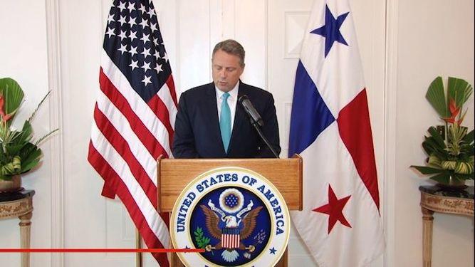 Historia de Panamá-Embajador de Panamá