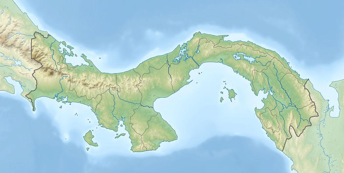 Historia de Panamá-Istmo