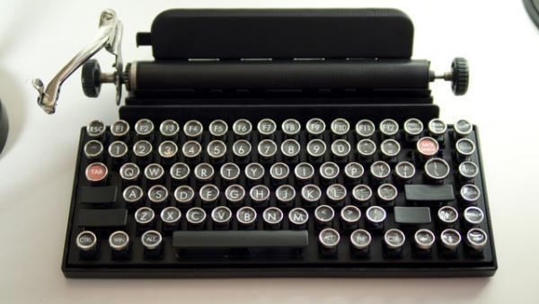 historia de la ultima maquina de escribir