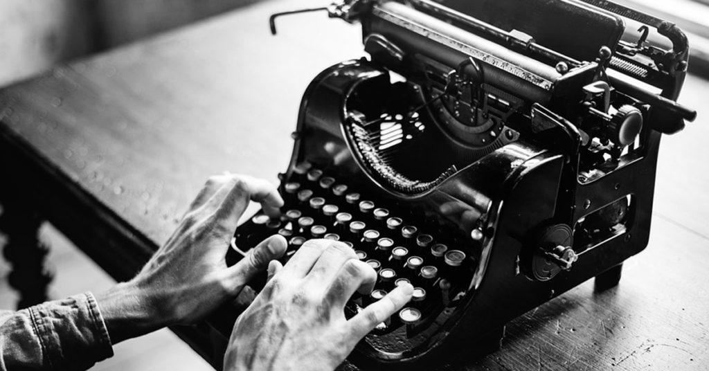 historia de la maquina de escribir comercializacion
