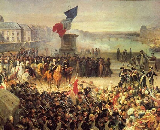 Historia de la monarquía-Monarquía Francesa