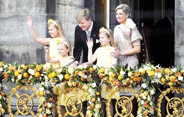 Historia de la monarquía- Historia de la Monarquía holandesa