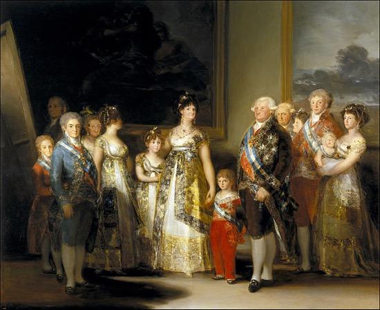 Historia de la monarquía-Monarquía Española