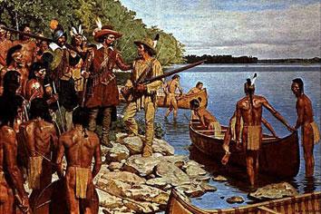 Historia de los indios-Historia