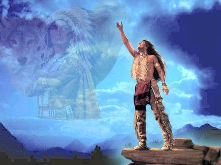 Historia de los indios-Indios Cherokee