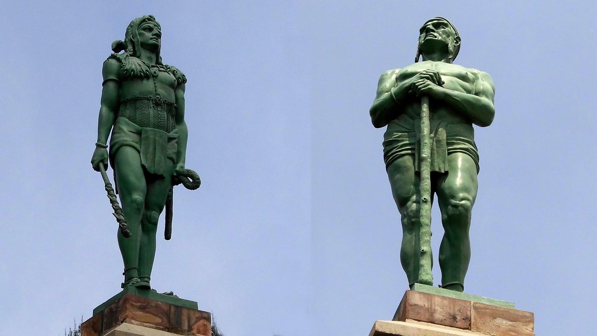 Historia de los indios-Indios Verdes