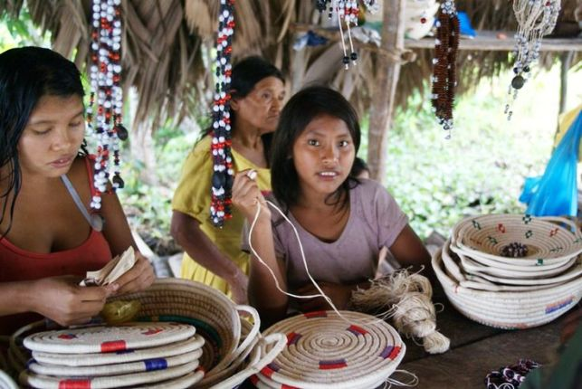 Historia de los indios-Indios en Venezuela