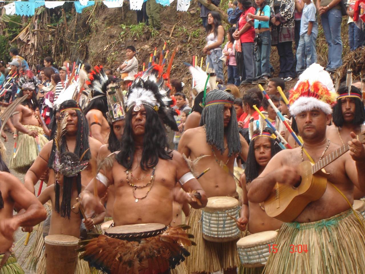Historia de los indios-Indios Cospes