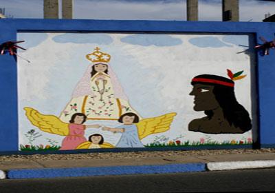 Historia de los indios-Indios Guiaiquiries de Margarita