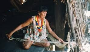 Historia de los indios-Indios Waraos