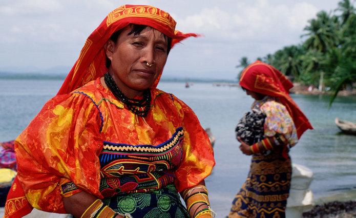 Historia de los indios-Indios Kuna Yala