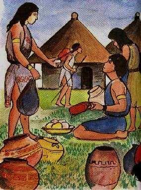 Historia de los indios-Indios Chibchas