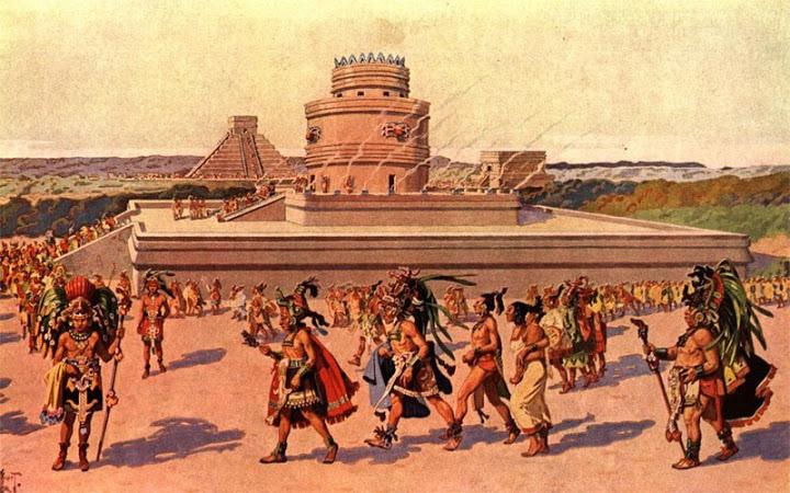 Historia de los indios-Indios Mayas
