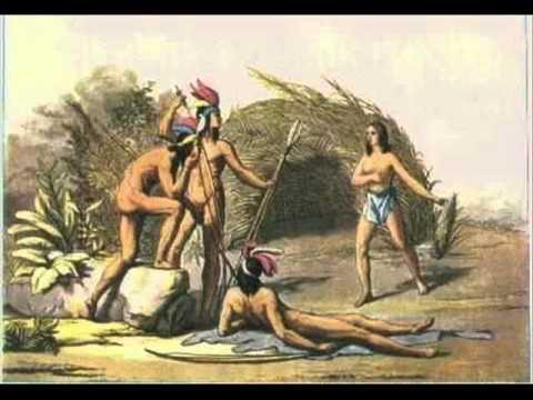 Historia de los indios-Indios Argentinos