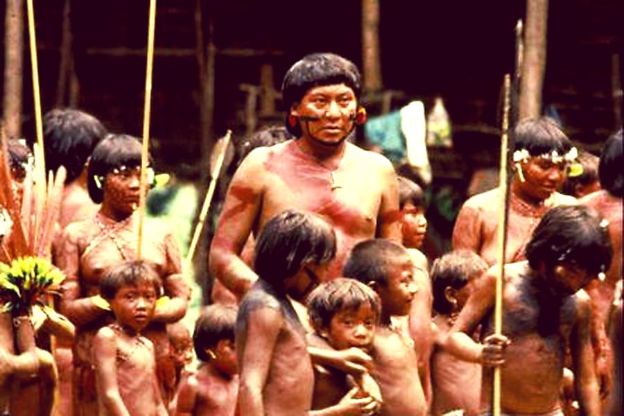 Historia de los Indios-Indios en Puerto Rico
