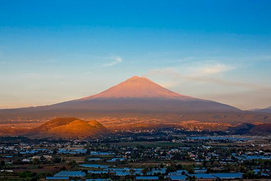 Historia del Popocatepetl