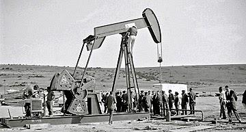 Historia del Petróleo-Petróleo en el mundo