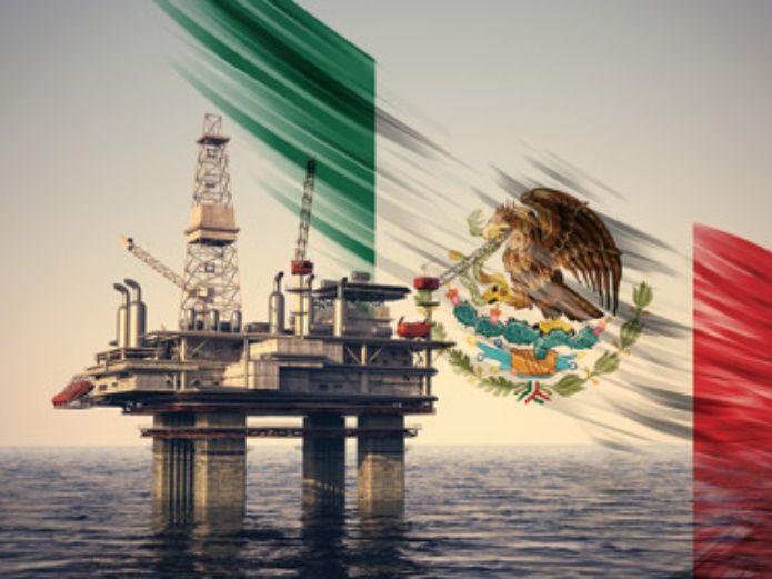 Historia del Petróleo-Petróleo en Mexico