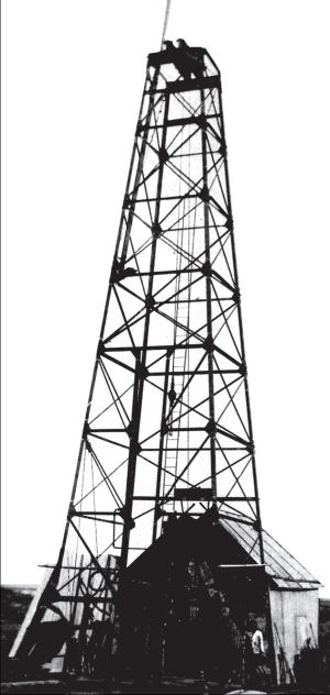 Historia del Petróleo-Petroleo en Neuquen