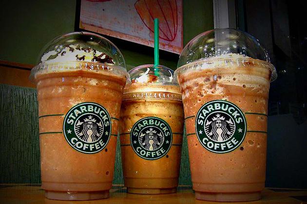 Historia de Starbucks