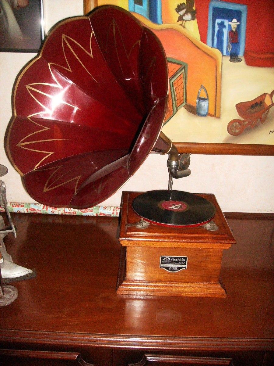 Historia del fonógrafo