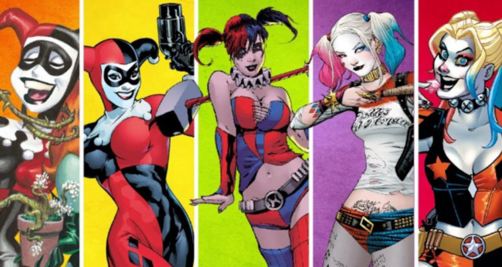 historia de harley quinn todo lo que necesitas saber. Black Bedroom Furniture Sets. Home Design Ideas