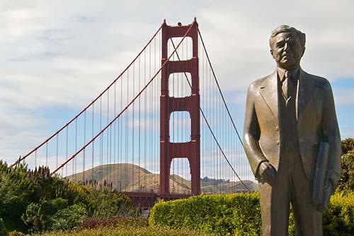 Historia del Puente Golden Gate