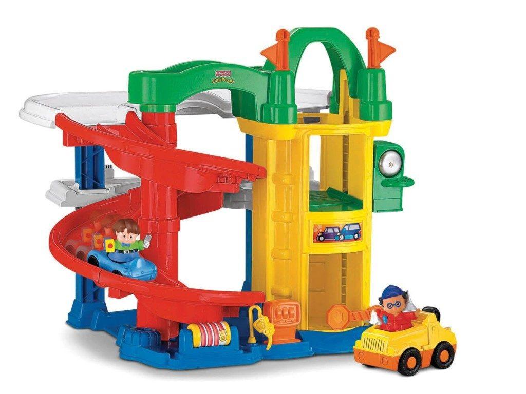 historia de los juguetes