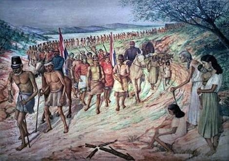 historia de america