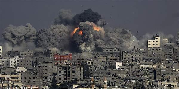 onflicto entre israel y Gaza