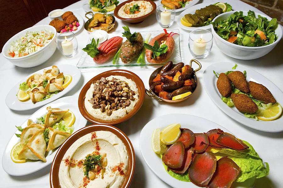 Gastronomía de Israel