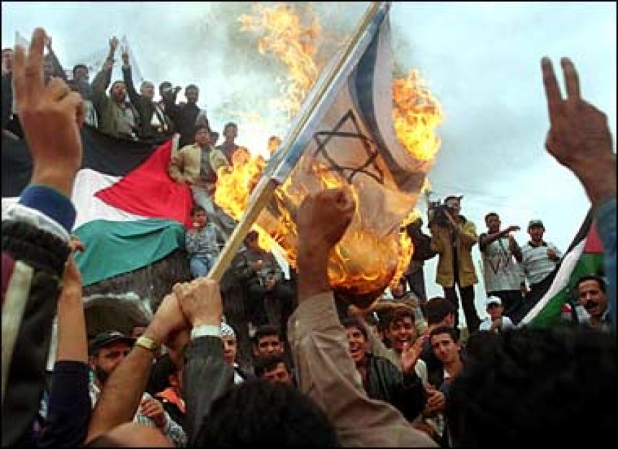 historia de israel, conflictos