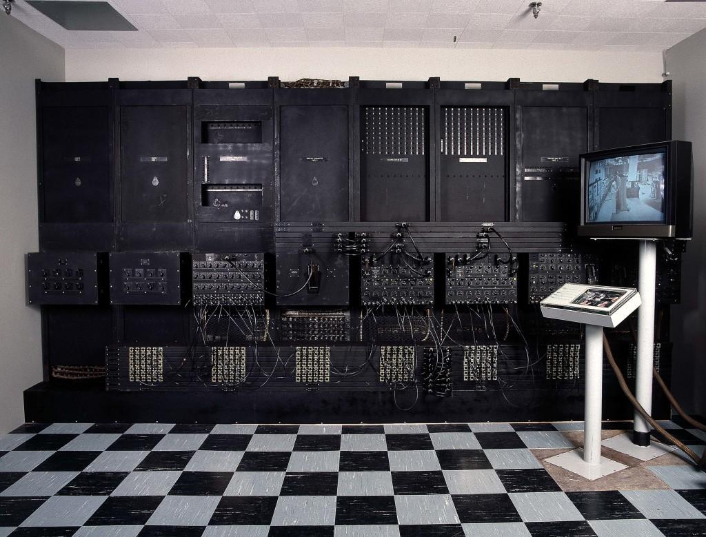 Historia de la Computacion y sus generaciones
