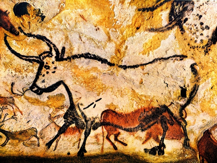 historia de la comunicación artes rupestres
