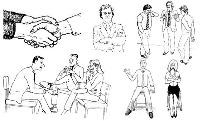 historia de la comunicación kinésica