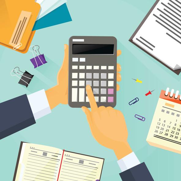 cálculo de impuestos