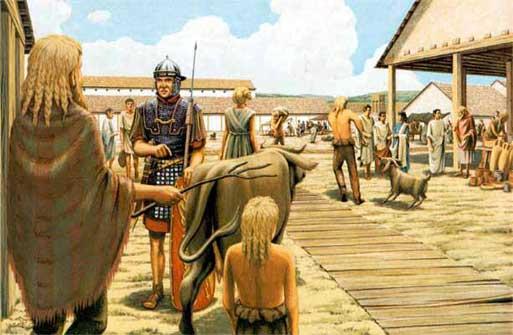 La contabilidad en la antigua Roma