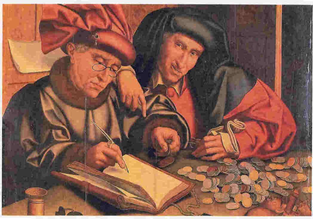 historia de la contabilidad en el renacimiento