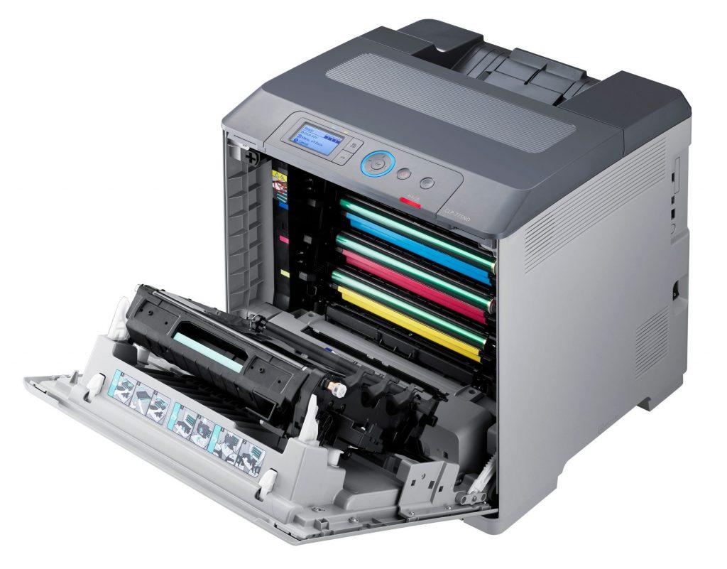 impresora tóner