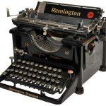 Historia de la Máquina de Escribir: Eléctrica, Olympia, y más