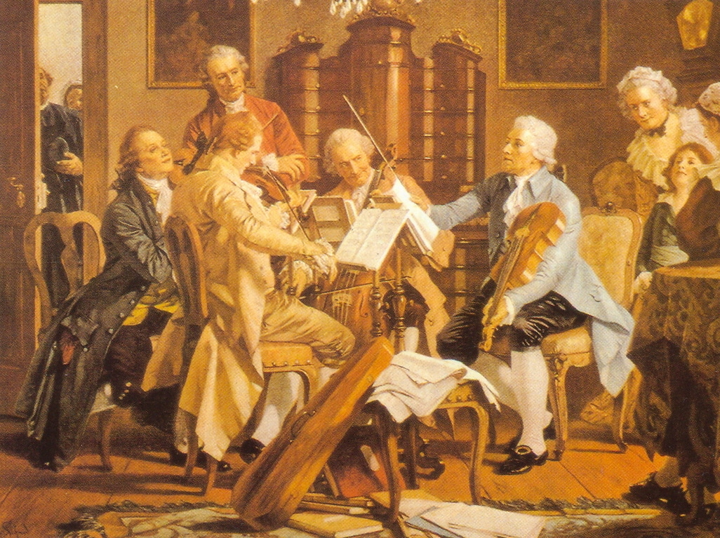 Historia de la Musica Clasica