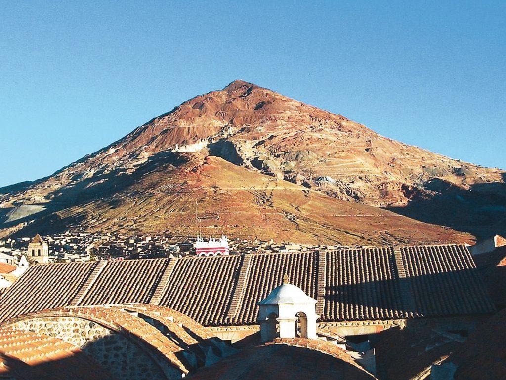 historia de la plata en bolivia